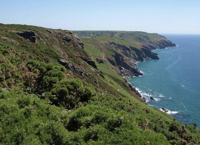 Cliffs at Ralph's Hole