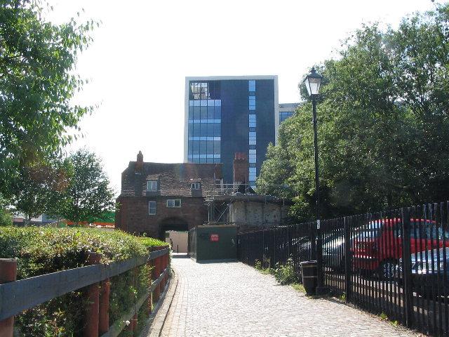 Whitefriars Gateway