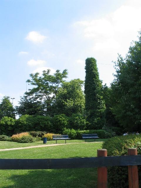 Pocket park, Whitefriars Lane