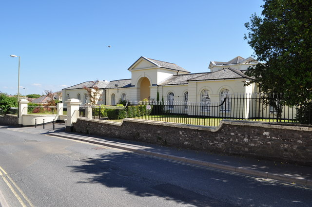 The Old Workhouse and Hospital on Meddon Street