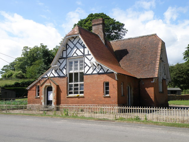 The old school, South Ormsby