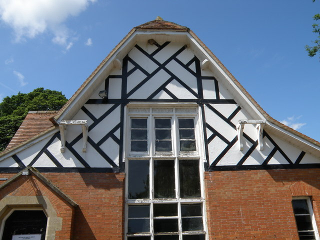 Gable end relief, South Ormsby