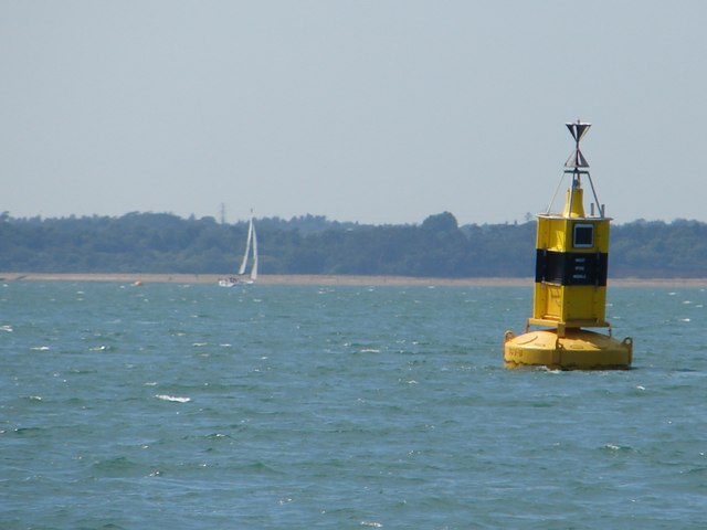 West Ryde Middle Cardinal Buoy