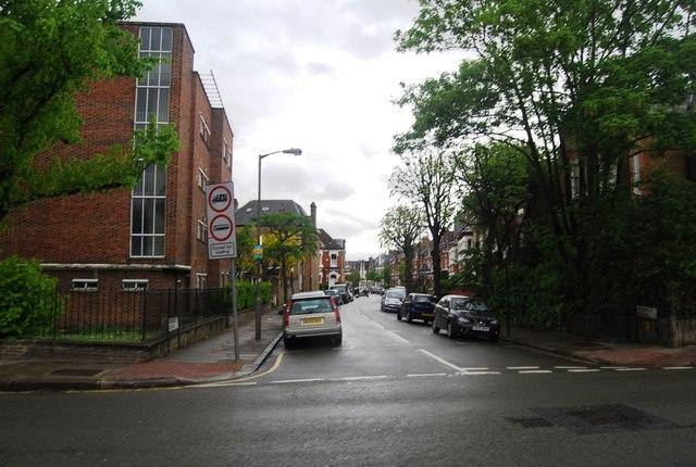 Hendrick Avenue off Nightingale Lane