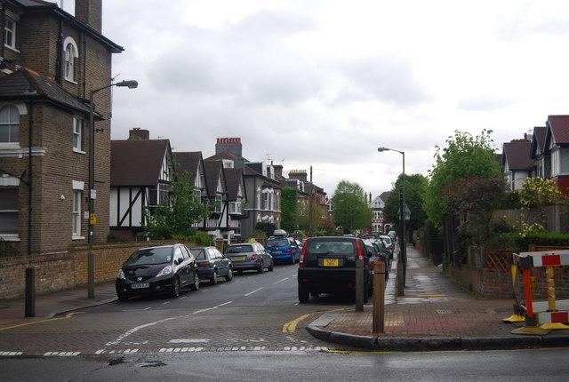Rusham Rd off Nightingale Lane