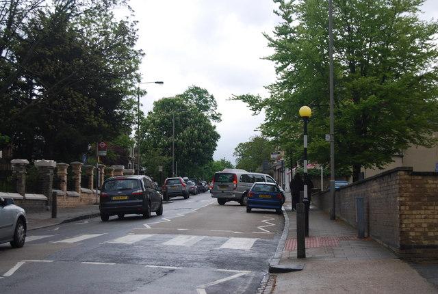 Zebra Crossing, Nightingale Lane