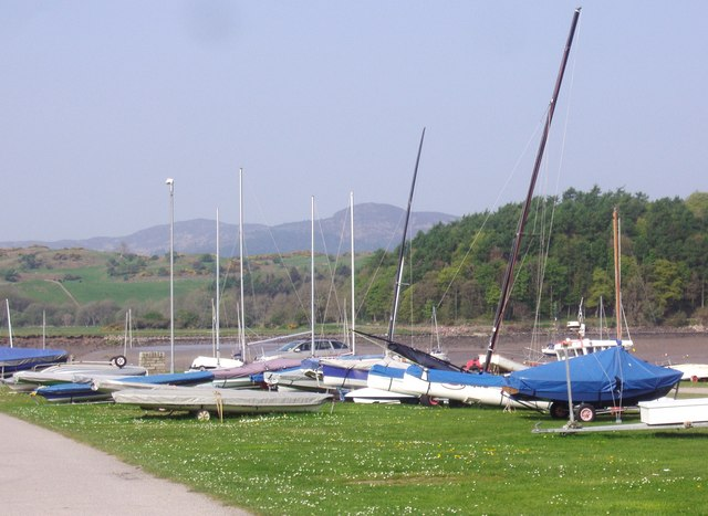 The Yacht Club, Kippford