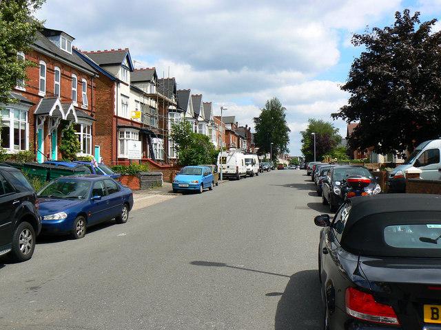 Gillott Road, Edgbaston, Birmingham B16