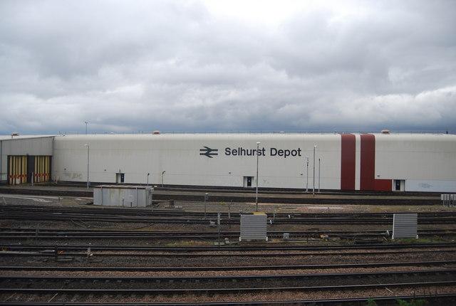 Selhurst Depot, Norwood Junction