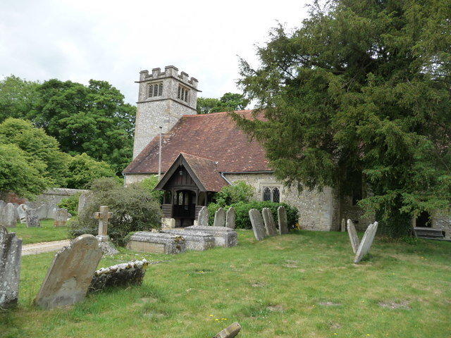 Crawley - St Marys Church
