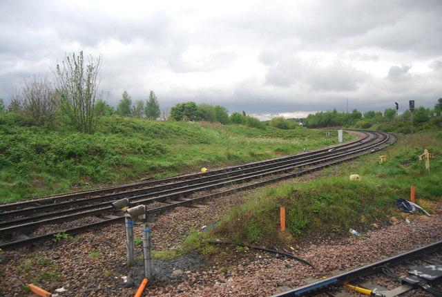 Part of Selhurst Junction