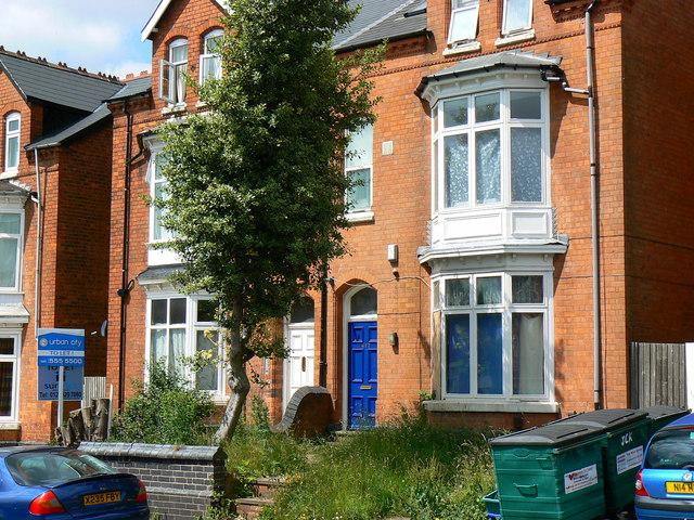419 Gillott Road, Edgbaston, Birmingham B16