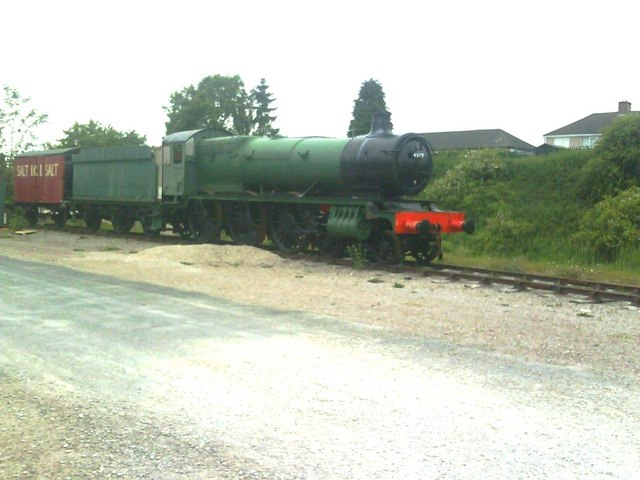 Appleby Heritage Centre, Steam Locomotive