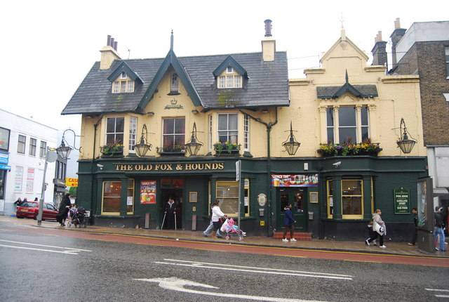 The Old Fox and Hounds, North End