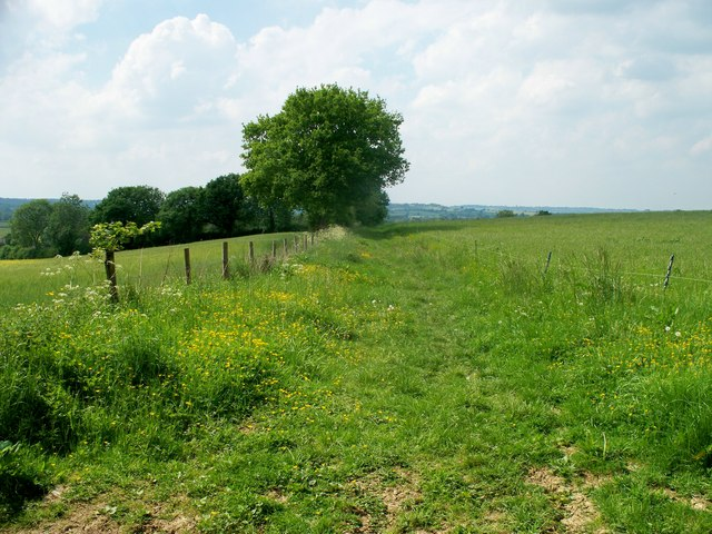 Bridleway to Bould
