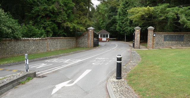 Crawley - Crawley House