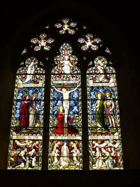 Dunsfold Church, East Window