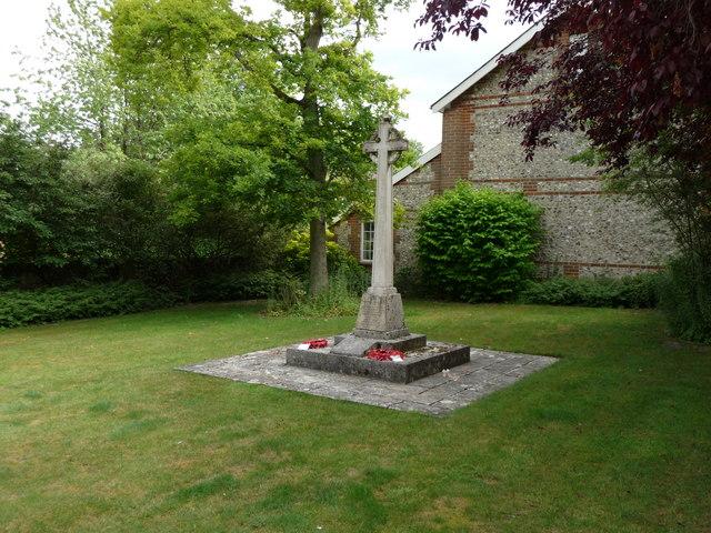Crawley - War Memorial