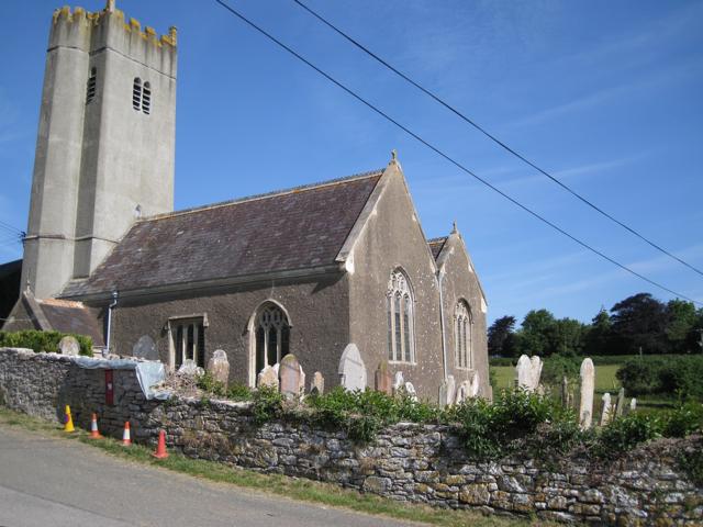 St John's Church, Woodland