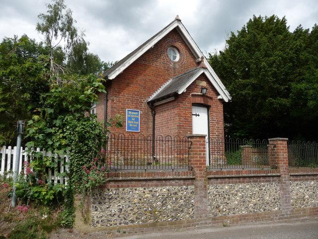 Crawley - Gospel Hall