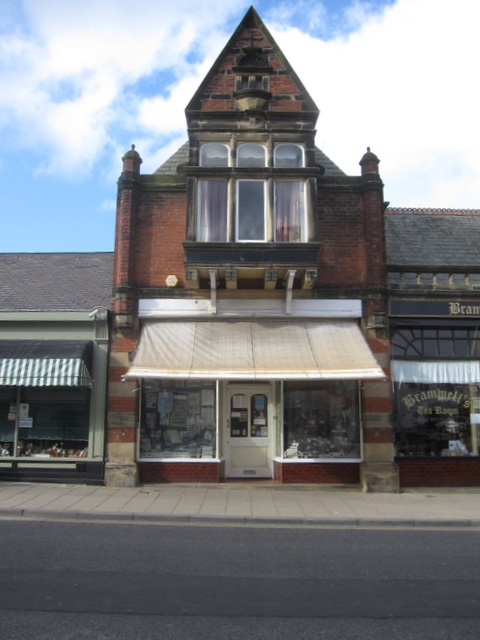 Cairncross and Sons, 31 Belle Vue Street, Filey