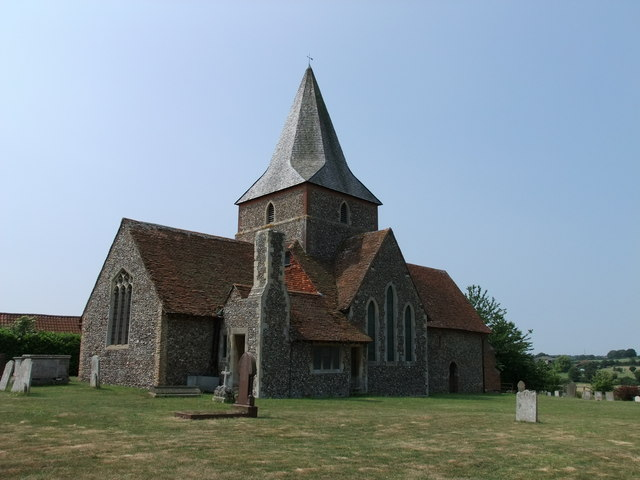 St John the Baptist Church, Mount Bures