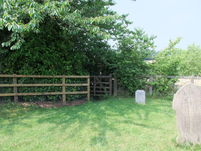 Kissing gate-Mount Bures