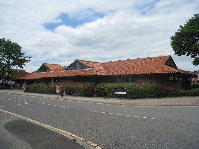 Gainsborough Health centre