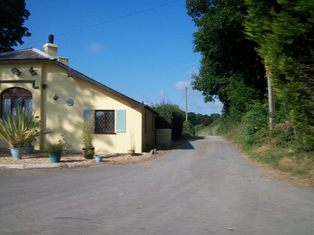 Private driveway entrance to Bodegroes