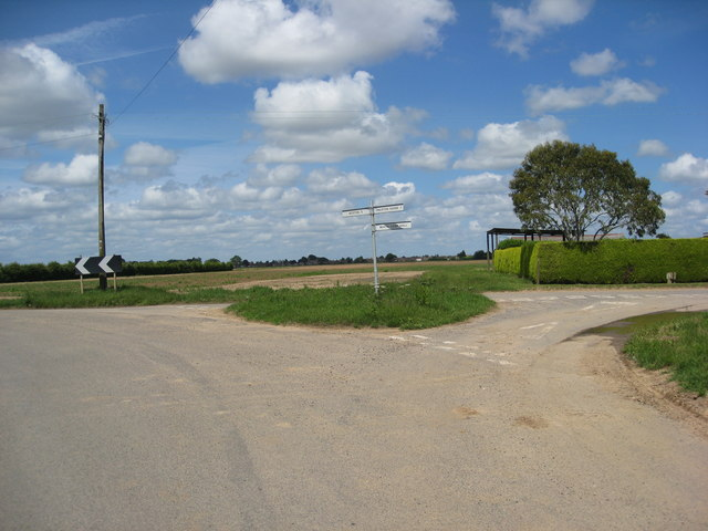 Freiston Shore - Shore Road