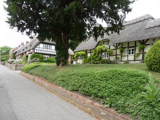Crawley - Village Street