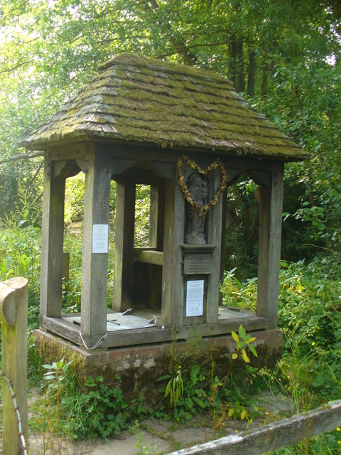 Holy Well, Dunsfold