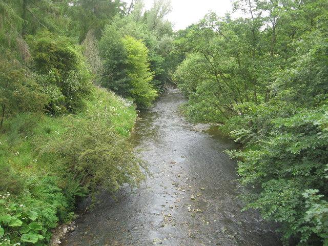 The River Tyne