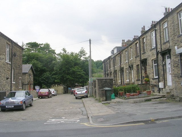 Bairstow Street - Cottingley Road