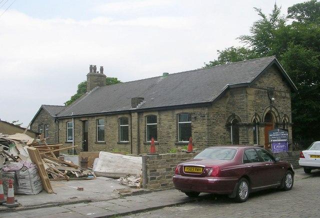 Sandy Lane Methodist Church - Bairstow Street
