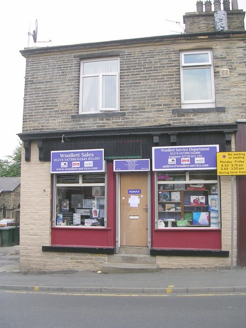 Woollett Sales - Cottingley Road