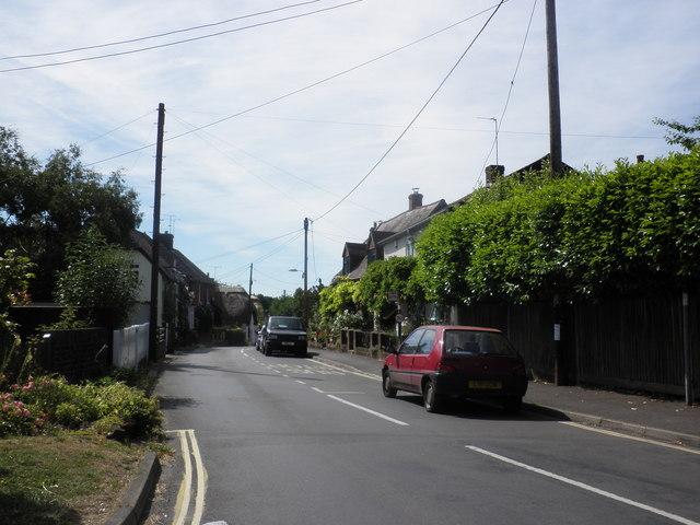 Longstock Road, Upper Clatford