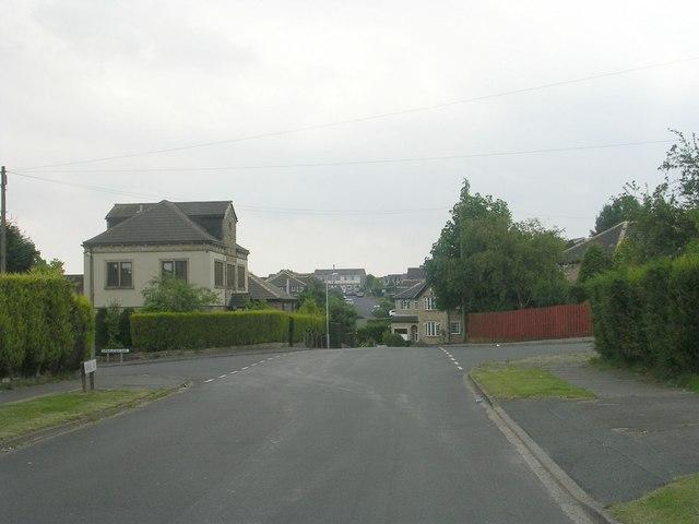 Ollerdale Avenue - Stony Lane