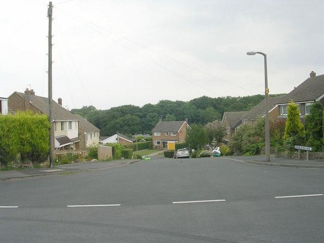 Grassleigh Avenue - Ollerdale Avenue