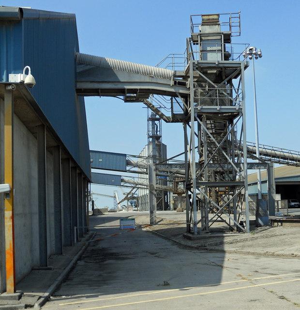 Port Facilities - New Holland Bulk Storage