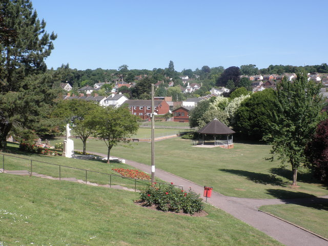 Newcombe's Meadow, Crediton