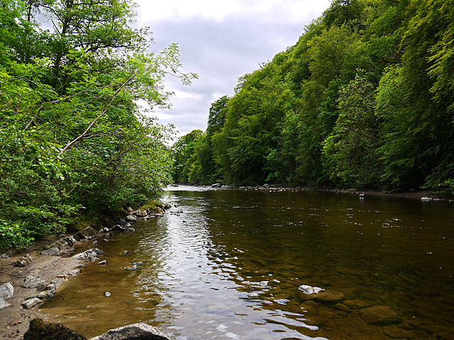 The River Garry