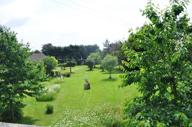 Railway now a Garden