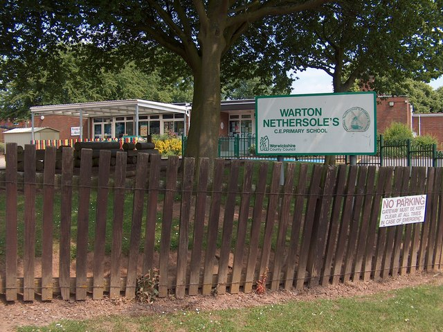 Warton Nethersole's School