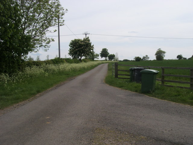 Footpath to Wicken
