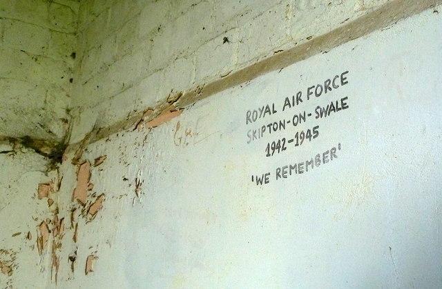 Informal Memorial