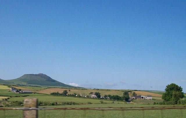 Three neighbouring farms - Bronallt, Graeanfryn and Plas yng Ngheidio