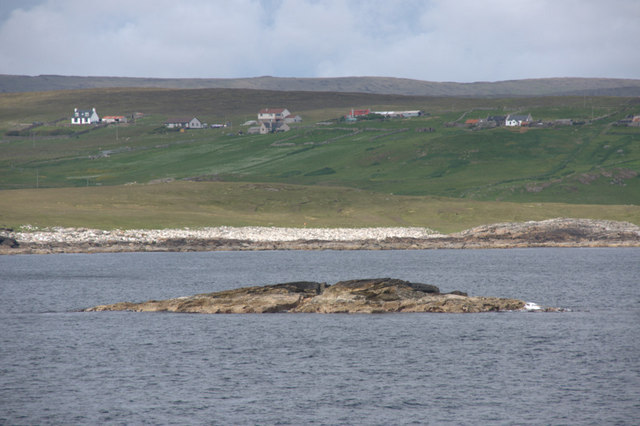 Little Skerry of Neapaback, off Burravoe