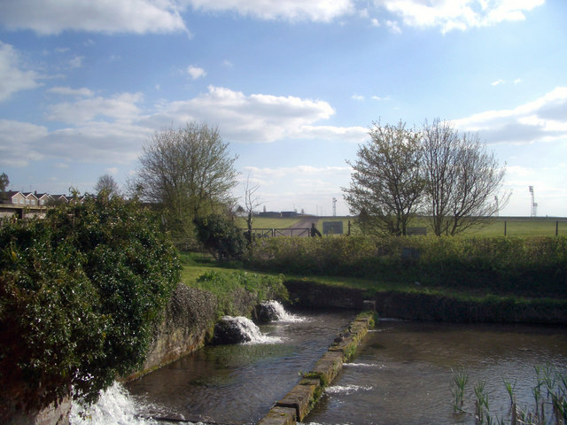 Waterfalls in the cress beds 2