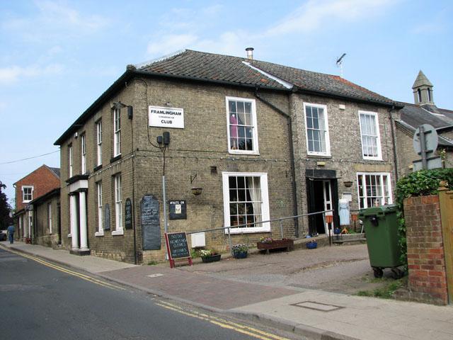 Framlingham Conservative Club